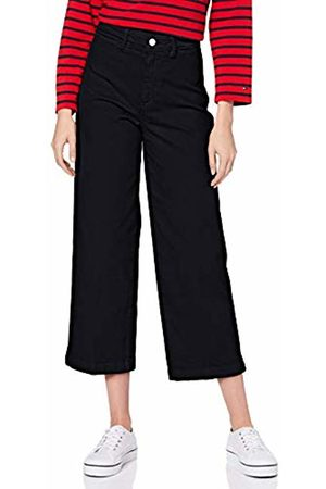 Tommy Hilfiger Women's Bell Bottom HW C CLR Straight Jeans