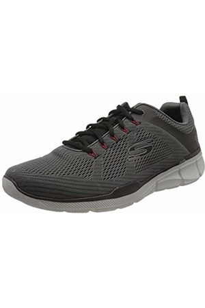 Skechers Equalizer 3.0-52991, Men's Low Top Trainers, (Charcoal Ccbk)