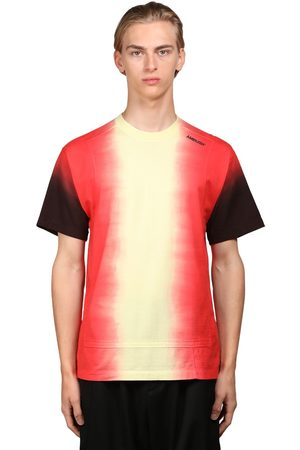 AMBUSH Logo Tie Dye Cotton Jersey T-shirt