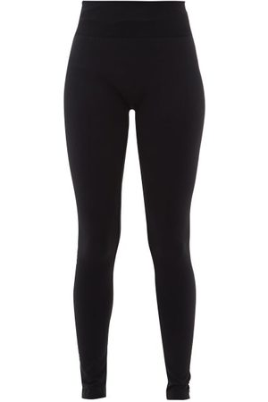 Wolford Perfect Fit Jersey Leggings - Womens
