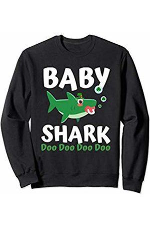 Baby Shark Doo Doo Doo Kids Children Short-Sleeved T-Shirt Pullovers