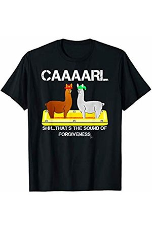 llama shirt collection by Jean Olivier Funny llama with hats lama with hat - forgiveness funny carl T-Shirt