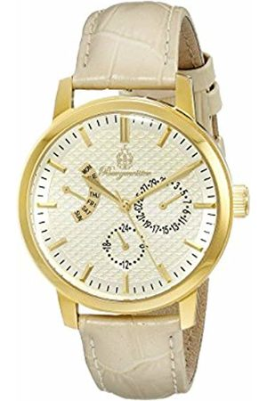 Burgmeister Women's Quartz Watch with Dial Analogue Display and Leather Bracelet BM218-290