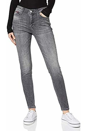 Tommy Hilfiger Women's Nora MID Rise Skinny MRCKG Straight Jeans