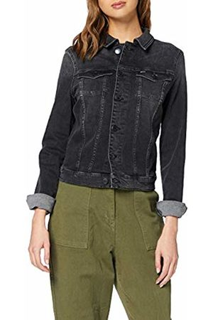 Tommy Hilfiger Womens Jean Slim Denim Trucker Jacket