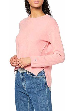 Tommy Hilfiger Women's TJW Side Stitch Detail Sweater Sweatshirt