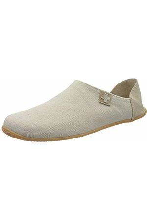 Living Kitzbühel Men's 3564 Open Back Slippers, (Natur 200)