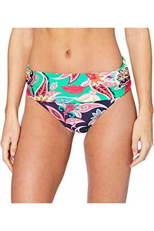 Pour Moi Women's Havana Breeze Fold Over Brief Bikini Bottoms