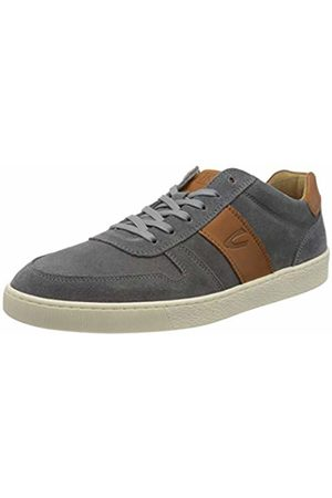 Camel Active Men's Tonic Low-Top Sneakers, (Ash/Nature 07)
