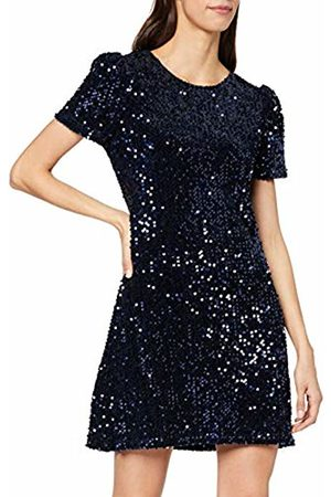 Mela Women's Sequin Shift Dress Cocktail