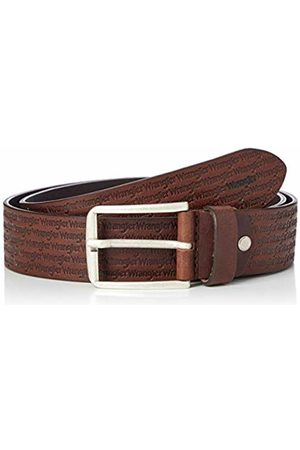 Wrangler Men's Allover Kabel Buckle Belt