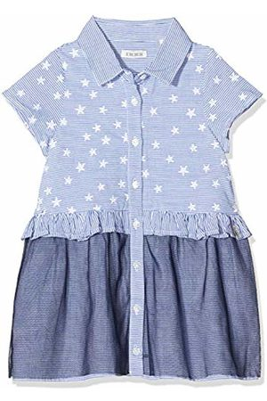 IKKS Baby Girls' Robe Brodée Étoile Skirt