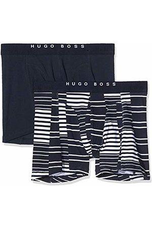 HUGO BOSS Men's Boxer Brief 2p Print Shorts
