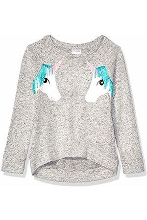Spotted Zebra Long-Sleeve Cozy Raglan Tops T-Shirt