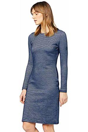 HUGO BOSS Women's Damalin Dress, (Dark 407)
