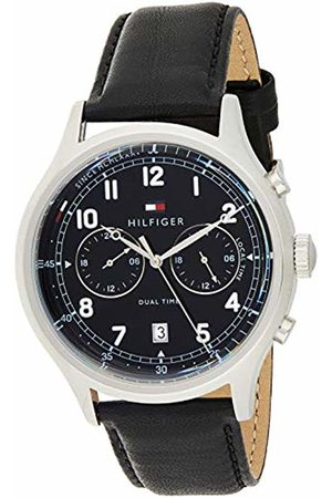 Tommy Hilfiger Mens Analogue Classic Quartz Watch with Leather Strap 1791388