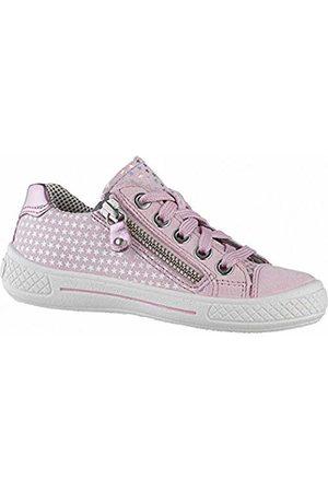 Superfit Girls' Tensy Low-Top Sneakers, (Rosa 55)