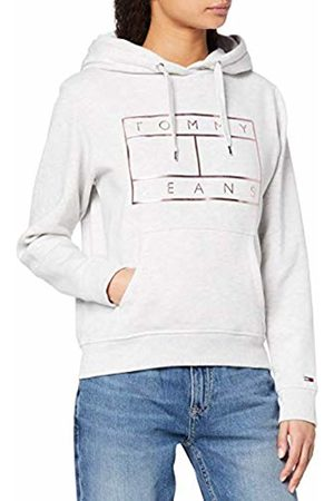 Tommy Hilfiger Women's TJW Essential Logo Hoodie Cardigan