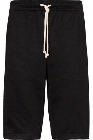 Gucci GG Web-stripe track shorts