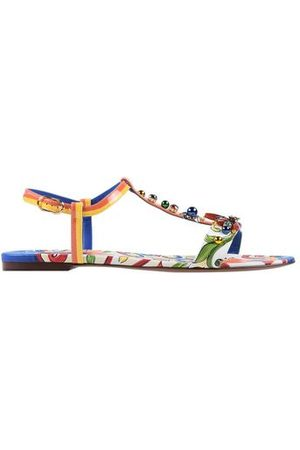Dolce & Gabbana FOOTWEAR - Sandals