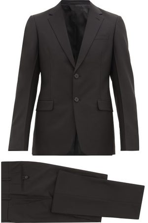 Prada Single-breasted Classic Cotton Suit - Mens