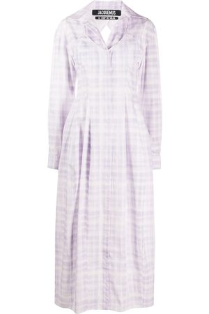 Jacquemus Women Bathrobes - La Robe Valensole dress