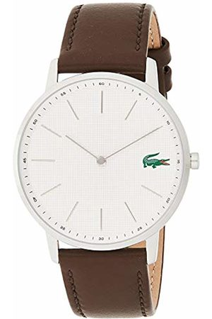 Lacoste Mens Analogue Classic Quartz Watch with Leather Strap 2011002