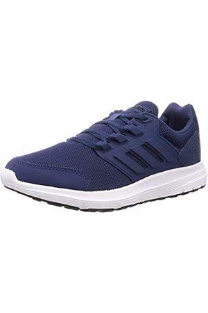 adidas Men's Galaxy 4 Running Shoe, Tech Indigo/Tech Indigo/FTWR