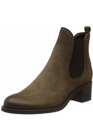 Tamaris Women's 1-1-25040-23 Chelsea Boots, (Taupe Nubuck 346)