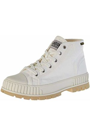 Palladium Unisex Adults' Plshock M Og U Trainers, Off- (Marshmallow F84)