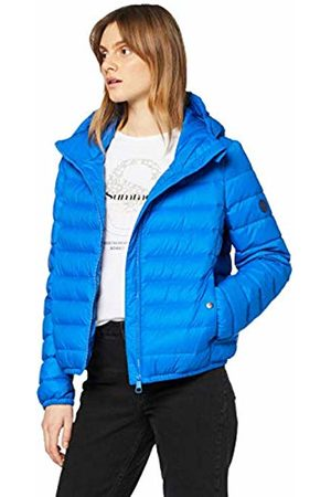 HUGO BOSS Women's Oflaffy Jacket, (Bright 435)