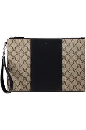 Gucci GG Supreme pouch - Neutrals