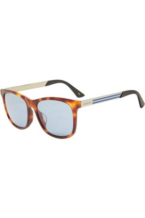 Gucci Eyewear Gucci Sporty Web Sunglasses