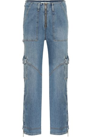 JONATHAN SIMKHAI Women Straight - High-rise straight jeans