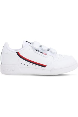 adidas Continental 80 Coated Leather Sneakers
