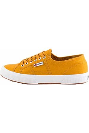 Superga Unisex Adults' 2750-cotu Classic Gymnastics Shoes, ( Golden W8u)