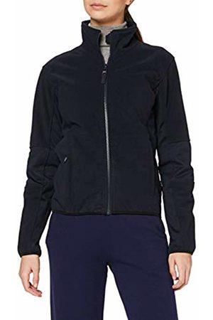 James Harvest Women's Sarasota Full Zip Fleece Jacket Plain Turtleneck Long Sleeve Jacket