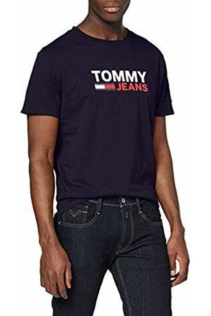 Tommy Hilfiger Men's TJM Corp Logo TEE Sport Shirt