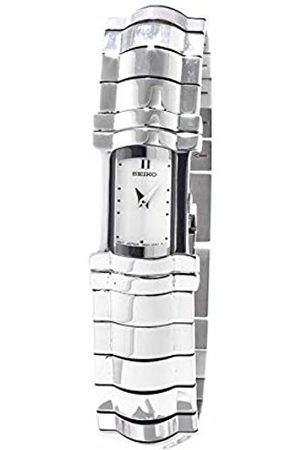 Seiko Women's Quartz Analogue Watch with Steel Strap SE00003
