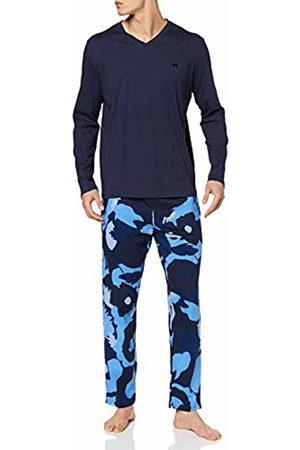Hom Men's Mayflower Long Sleepwear Pajama Set