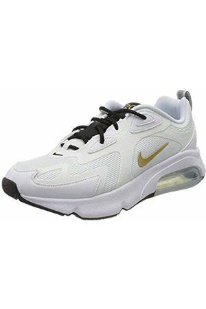 Nike Women's W Air Max 200 Trail Running Shoes, ( /Metallic - 102)