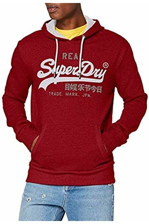 Superdry Men's Vl Premium Goods Heat Sealed Hood Hoodie