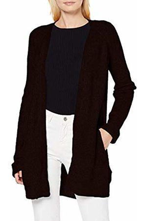 Pieces NOS Women's Pcellen Ls Long Knit Cardigan Noos