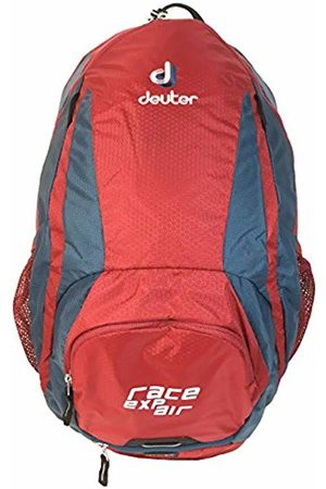 Deuter Race EXP Air Cycling Backpack Unisex Adult, (Cranberry/Arctic)