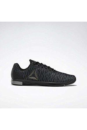 Reebok Men's Speed Tr Flexweave Fitness Shoes, (Negro/Shark/ 000)