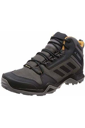 adidas Men's Terrex Ax3 Mid GTX Fitness Shoes, (Gricin/Negbás/Mesa 000)