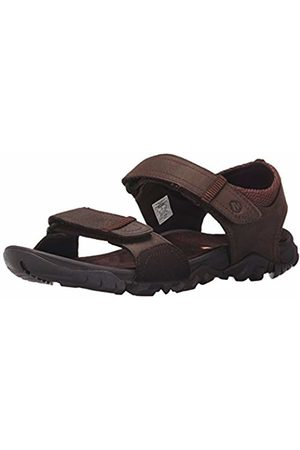 Merrell Telluride Strap, Men's Lace-Up Sandals Hiking - (Clay)