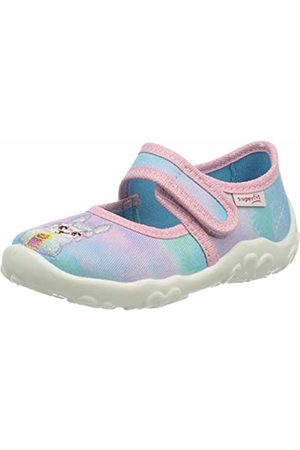 Superfit Girls Trainers - Girls' Bonny Low-Top Slippers, (Rosa 55)