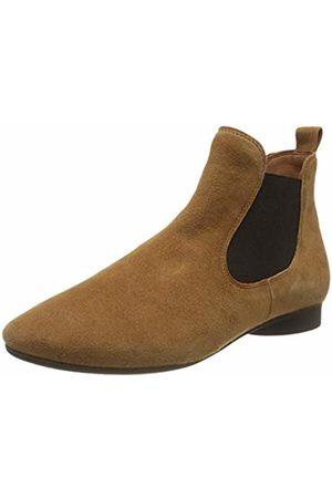 Think! Women's 686294_Guad Chelsea Boots, (Cognac 55)