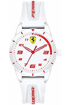 Scuderia Ferrari Watches - Unisex Kid's Analogue Quartz Watch with Silicone Strap 0860011